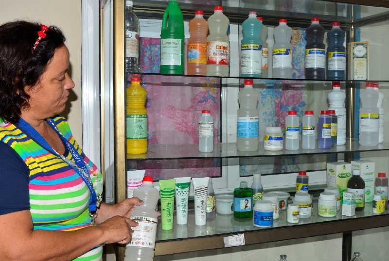 Labiofam Santiago de Cuba diversifica producciones ante el covid-19