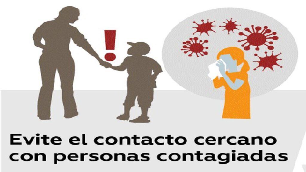 Respuestas ante riesgos de contagio por coronavirus
