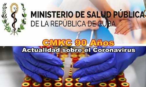 Ministerio de Salud Pública Cubana