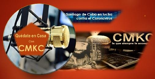 Actualidad en CMKC sobre expansión y lucha contra el Covid-19 en Cuba
