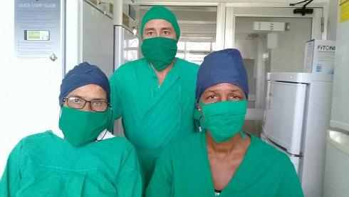 CMKC desde el laboratorio de biología molecular y virología