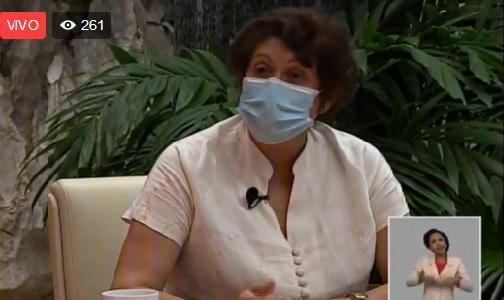 Dr. C. Ena Elsa Velázquez Cobiella. Ena Elsa Velázquez Cobiella