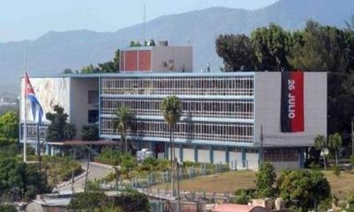 Centro de aislamiento de la Universidad de Orient