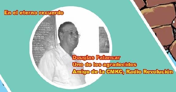 Adiós a Douglas Palancar