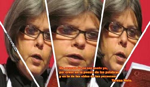 Teresa Melo, poetisa santiaguera ciento por ciento cubana