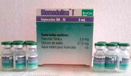 BIOMODULINA T, UNA INYECCIÓN PROFILÁCTICA