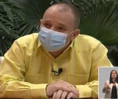 Onelio Castillo, director de la radio cubana