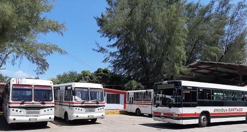 Omnibus urbanos a disposición del transporte de los trabajadores de centros claves en la producción y los servicios