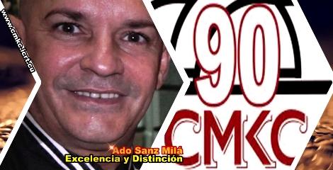 Ado Sanz Milá, realizador de la Radio y La televisión, profesor y máster en Comunicación Social.