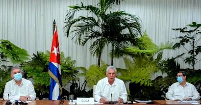 Cuba en la Conferencia de Alto Nivel del ALBA-TCP sobre Economía, Finanzas y Comercio frente a la COVID-19