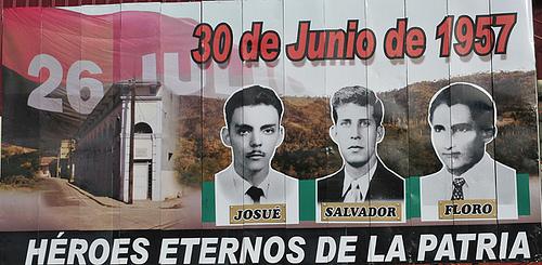 A los mártires del 30 de junio de 1957