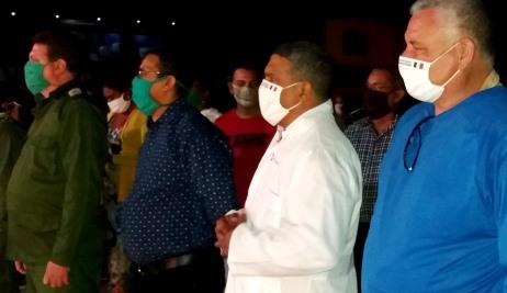 Regresan médicos de Contramaestre tras ayudar a Lombardía, Italia, en la lucha contra el coronavirus.