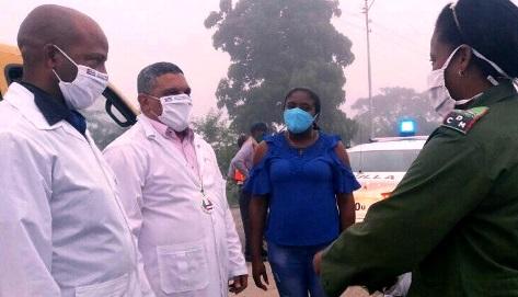 Regresan médicos de Segundo Frente tras ayudar a Lombardía, Italia, en la lucha contra el coronavirus.