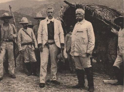 Al cubano Calixto García se le impidió entrar con sus tropas mambisas a Santiago de Cuba en aquel fatídico julio de 1898.