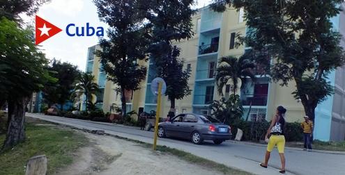 Centro urbano Abel Santamaría Cuadrado, en Santiago de Cuba. Foto: Santiago Romero Chang.