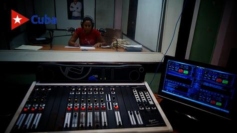 CMVD, Radio Siboney, La señal instrumental desde Santiago de Cuba. Foto: Santiago Romero Chang.