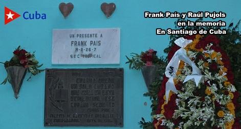 Tras las huellas de Frank País García, Raúl Pujols. Foto: Santiago Romero Chang.