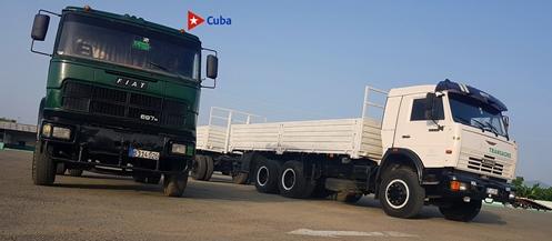Procura GELMA Santiago más eficiencia en transportación agrícol