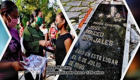 El León de Oriente, José Maceo y Grajales. Imagen: Santiago Romero Chang.