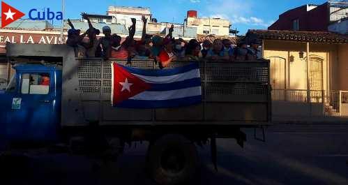 Inician en Santiago de Cuba movilizaciones agrícolas