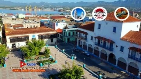 Santiago de Cuba, Aniversario 505 de su fundación.