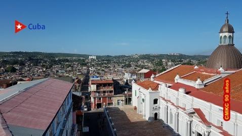 Catedral de Santiago de Cuba. Foto: Santiago Romero Chang.