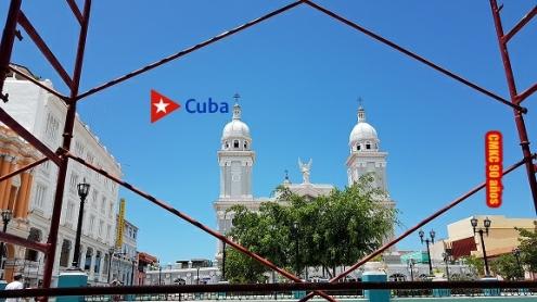 Catedral de Santiago de Cuba. Foto: Santiago Romero Chang