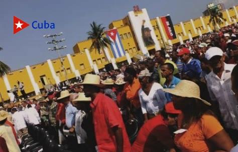Santiago de Cuba, la ciudad de las banderas cubanas. Texto y foto: Santiago Romero Chang