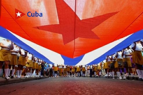 Santiago de Cuba, la ciudad de las banderas cubanas. Texto y foto: Santiago Romero Chang,