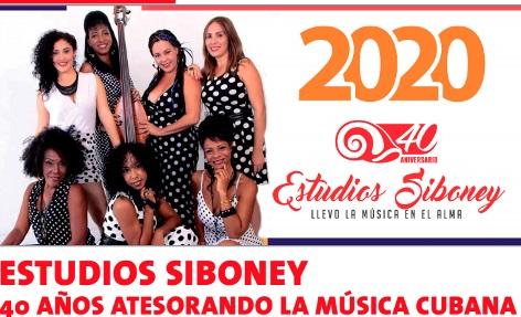 Aniversario 40 del Sello Siboney de la EGREM Santiago de Cuba. Imagen: Santiago Romero Chang.
