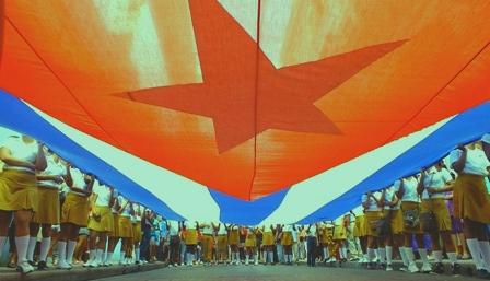 Frank País García, evocado por el pueblo de Santiago de Cuba. Foto: Santiago Romero Chang.