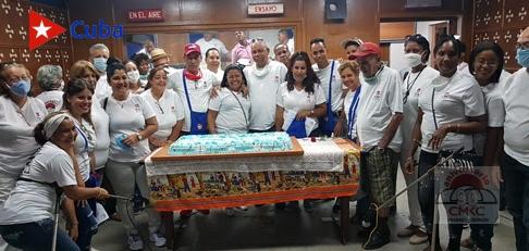 Aniversario 98 de la Radio Cubana y los 90 de la CMKC. Texto y foto: Santiago Romero Chang
