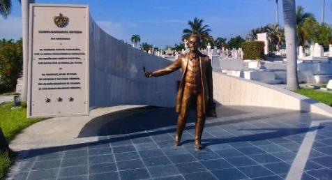 A 150 años del fusilamiento en Santiago de Cuba del creador del Himno Nacional