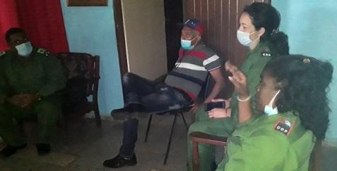 Constata gobierno provincial daños y recuperación en el municipio Songo-Las Maya