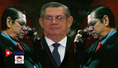 Héroe del Trabajo de la República de Cuba José Pablo Navarro Campa, Primer Maestro Ronero y creador del Ron Habana Club.
