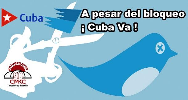 Verdad de Cuba llega al mundo, apesar del bloqueo en las redes sociales. CMKC, Radio Revolución.