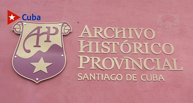 Archivo histórico de Santiago de Cuba, visitado en su nueva sede por el Presidente cubano, Miguel Díaz Canel.