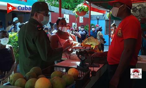 Ofertas, precio y calidad en ventas en mercados agropecuarios santiagueros